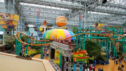 English as a Second Language - Nickelodean Universe in Mall of America